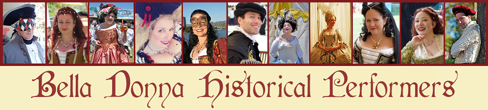 Bella Donna Historical Performers